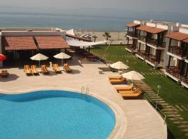 Hotel Silvanus, Oren