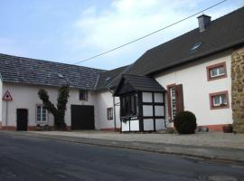Haus Klara, Mannebach