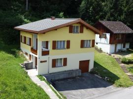 Casa Riposo, Flumserberg