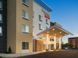 Fairfield Inn & Suites by Marriott Bristol, Bristol