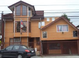Hostal Lagunitas, Puerto Montt