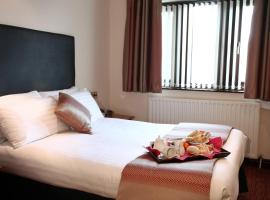 BEST WESTERN Bradford Guide Post Hotel
