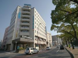Business Hotel Parkside Takamatsu, Takamatsu