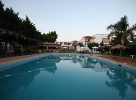 Iria Beach Hotel, Iria