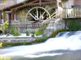 Logis Moulin Des Forges, Saint-Omer-en-Chaussée