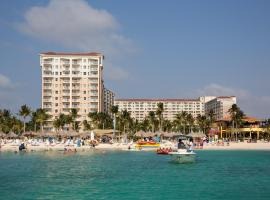 Surf Club by Marriott Aruba, Palm Beach