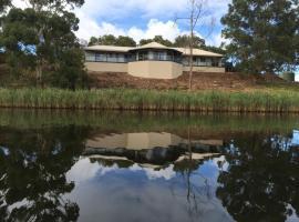 Curdievale Riverfront Lodge, Curdie Vale