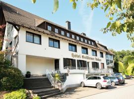 ABEO Hotel Goldener Acker, Morsbach