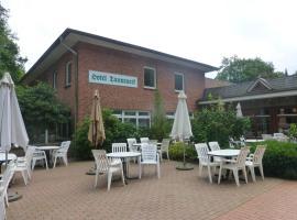 Hotel Tanneneck, Бад-Брамштедт