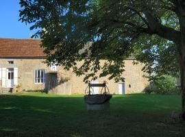 Le Marigny, Marigny-l'Église