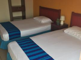 Hotel Villa Margarita, Flores