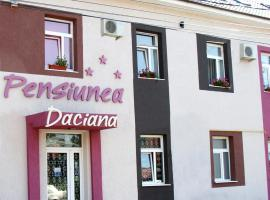 Pension Daciana, Bacău