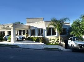 Hosteria Arenas, Mina Clavero