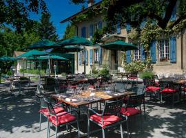 Hostellerie Les Chevreuils, Lausanne