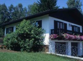 """Ferienwohnung Haus """"Hirschgarten"""", Frauenau"""