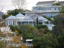 The Verandah, Napier