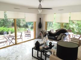 Luxury Apartment With Garden near Croisette