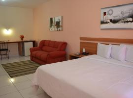 Calabreza Hotel e Cantina, Três Corações