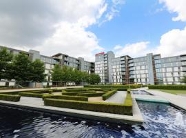 Savvy Serviced Apartments - Vizion, Milton Keynes