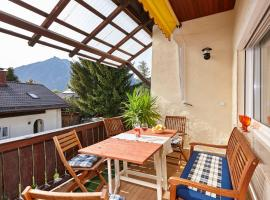 Apartment Sir George, Garmisch-Partenkirchen