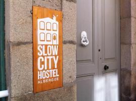 Slow City Hostel Pontevedra