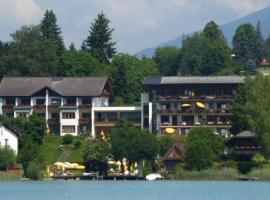 Seehotel Ressmann, Drobollach am Faakersee