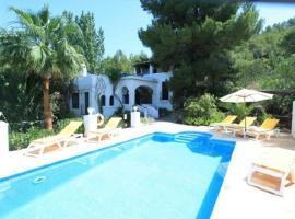 Four-Bedroom Holiday home in Sant Joan de Labritja, Sant Joan de Labritja