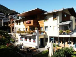 Hotel Garni Enrosadira, Vigo di Fassa