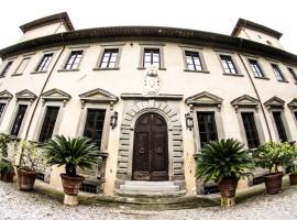 Villa Medicea Ammiraglio Giulio, Arena Metato