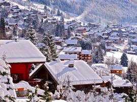 Squaw Valley, Châtel