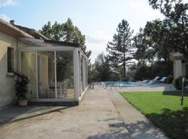 Maison d'hôte de la Paradisse, Malemort-du-Comtat
