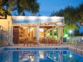Paradise Apartments, Barbati