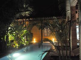 Hotel el Candil De Los Santos