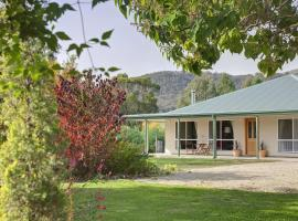 Brookfield Guest House, Myrrhee
