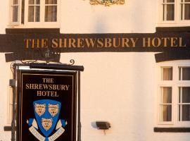 The Shrewsbury Hotel, Shrewsbury