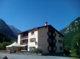 Hotel Klein Matterhorn, Randa