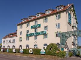 Hotel l'Escargotière Dijon Sud - Chenove, Chenôve