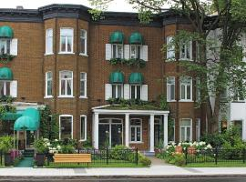 Hotel Relais Charles-Alexandre, 퀘벡