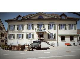 Gasthaus zur Harmonie, Thundorf
