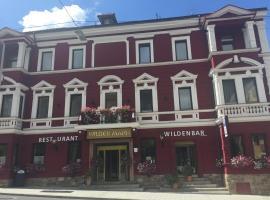 Hotel Wilder Mann, Steinach am Brenner