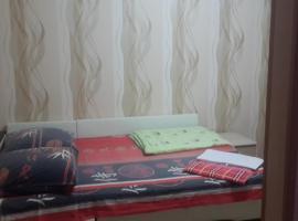 Apartment at prospekt Sozidateley, Yur'yevka