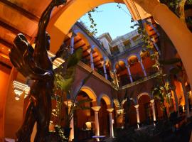 Hotel Casa Del Poeta, Sevilija