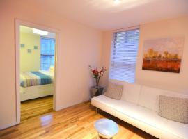 Lovely Two Bedroom Apt, New York