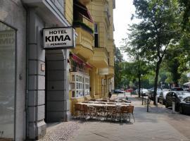 Hotel Pension Kima