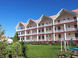 Aquamarine Inn, Cholpon-Ata