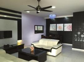 JR homestay, Johor Bahru