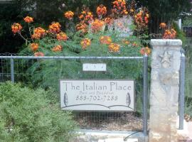 The Italian Place Bed and Breakfast, Stonewall
