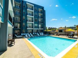 Dallas on Elliston by Sitsquare Suites, Nashville