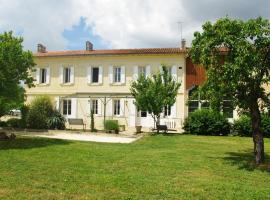 Au Domaine du Chai, Génissac
