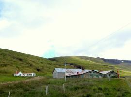 Giljaland Guesthouse, Búðardalur